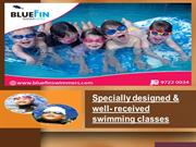kids swimming classes & toddler swimming lessons in Singapore