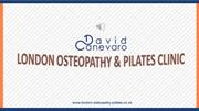 Osteopathic Clinic in Liverpool Street - London Osteopathy