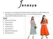 Ladies Kurti Manufacturer