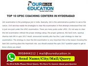 Best IAS Coaching Centers in Hyderabad