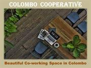 Start-up Office Space in Sri Lanka | Shared Workspace
