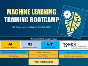 Machine Learning Training Bootcamp