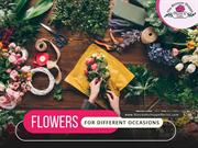Flowers for Different Occasions from Boynton Beach Florist
