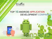 Top Android App Development Company in the USA