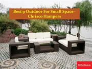 Best 9 Outdoor For Small Space