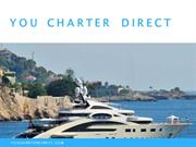 Yacht Charter St Tropez, Boat Charter Antibes | You Charter Direct