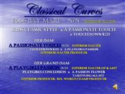 Classical Curves Slide Show (310) Update