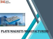 Plate Magnets Manufacturers