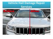 Vehicle Hail Damage Repair Services