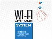 Advanced Employee Attendance Tracking From WiFi Attendance