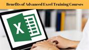 Benefits of Advanced Excel Training Courses