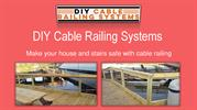 Marine Grade Stainless Steel Cable – DIY Cable Railing Systems