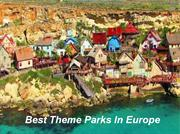 Best Theme Parks in Europe