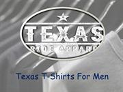Texas T-Shirts For Men