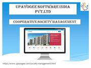 Cooperative Society Management Software-Upayogee Software