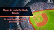Cardinals Tickets Promotion Code