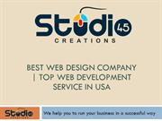 Best Web Design Company | Top Web Development Service in USA