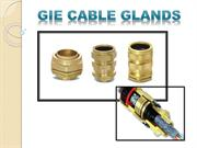 Single & Double Compression Cable Gland