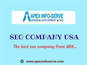 seo company usa 1Do seo with SEO Company USA-Apex Info-Serve
