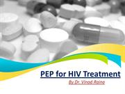 pep for hiv treatment