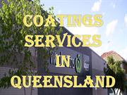 Coatings services in Queensland