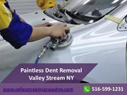 Paintless Dent Removal Valley StreamNY
