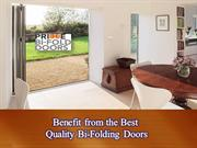 Benefit from the Best Quality Bi-Folding Doors