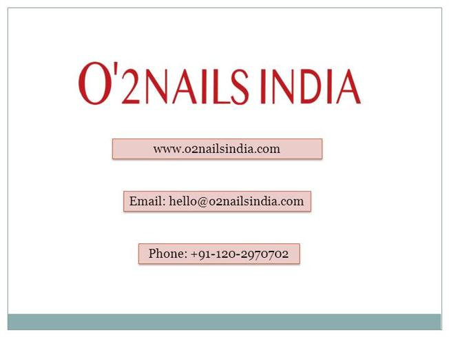 Got Amazing Nail Art In India By O2 Nails India Authorstream