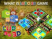 Kinds Of Board Games: Ludo 3D Game