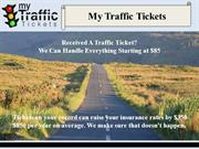 Speeding Ticket In Texas - My Traffic Tickets