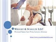 Personal Injury Law Firm | Wright & Schulte LLC