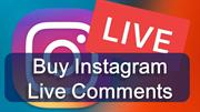 Get Power to Attract Users via Buy Instagram Live Comments