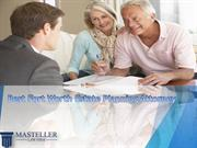 Best Fort Worth Estate Planning Attorney