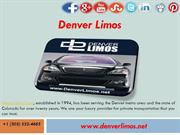 Denver Shuttle Bus | Denver Coach Buses