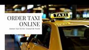 Order Taxi Online | Book Online Holidays