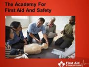 Get The Best Canadian Standard First Aid Training From Experts