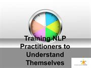 Training NLP Practitioners to Understand Themselves