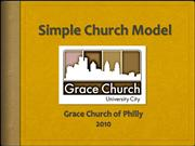 Grace Church of Philly - Simple Church