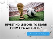 Investing Lessons from FIFA World Cup