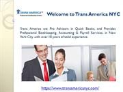 Trans America - Best Professional Bookkeeping & Accounting Services Pr