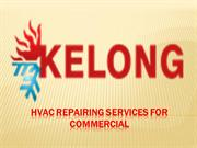 Kelong HVAC Repairing Services for Commercial - Kuwait