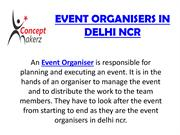 EVENT ORGANISERS IN DELHI NCR (1)