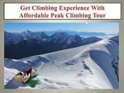 Get Climbing Experience With Affordable Pisang Peak Climbing Tour