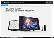 XP-Pen Artist 22e Pro Drawing Pen Display Tablet Graphics monitor