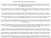 Prmodels Fashion Tips That The Professionals Use