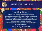 Tribal Art Forms | Tribal Art Paintings | Art Galleries in Delhi