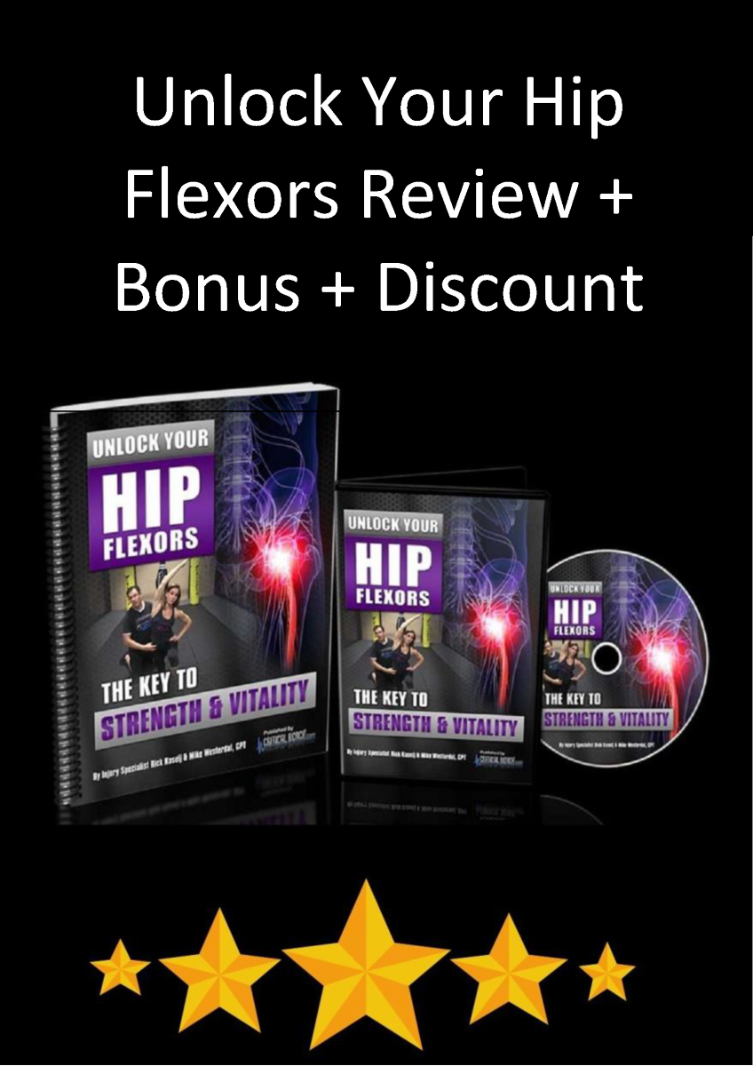Hip Flexor And Hamstring Stretches