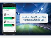 Experience Social Networking with Sports Chatting Apps