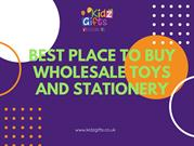 The Best Place To Buy Cheap Wholesale Toys UK