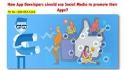 How App Developers should use Social Media to promote their Apps